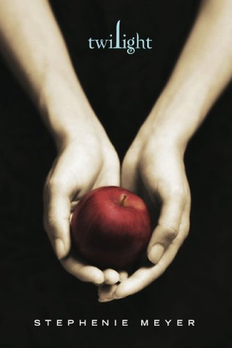 The Book Cover for Twilight.