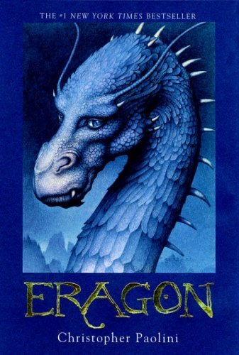 The First book 'Eragon'.