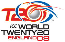T20 World Cup Logo. 2009