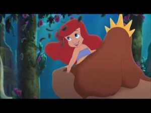 Ariel as a kid. =D