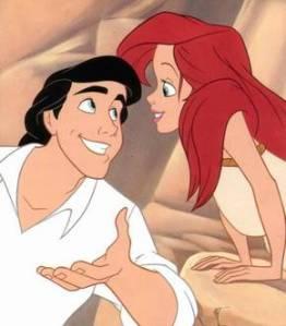 Ariel & Eric. <3